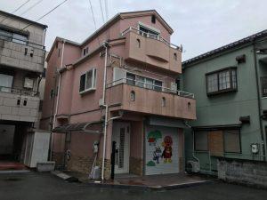 【成約御礼】大阪市鶴見区浜3丁目戸建